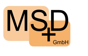 MS+D Logo compact
